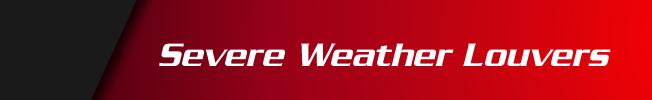 Cesco Severe Weather Louvers